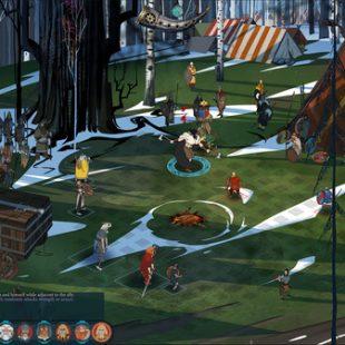 The Banner Saga 2 confirma su llegada a PlayStation 4 para el mes de julio
