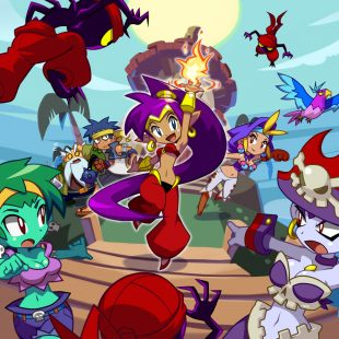 Shantae: Half-Genie Hero ya se encuentra disponible para PlayStation 4 y PS Vita