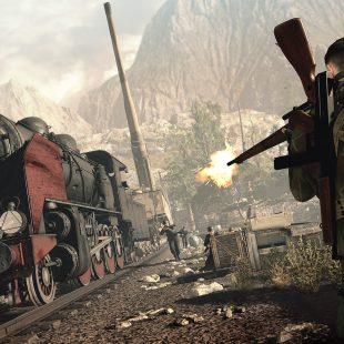 Sniper Elite 4 muestra su jugabilidad en un gameplay inédito