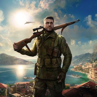 ¡Sniper Elite 4 ya a la venta!