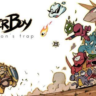 RegiónTV | Toma de contacto: Wonder Boy The Dragon's Trap