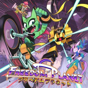 Freedom Planet, plataformas inspirado en los Sonic de 16 bits, llegará también a PlayStation 4