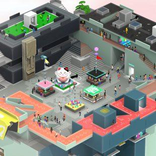 Tokyo 42 vuelve a mostrar su jugabilidad en 20 nuevos minutos de gameplay