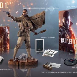 Conoce la E.Coleccionista exclusiva de GAME y los incentivos por reservar Battlefield 1