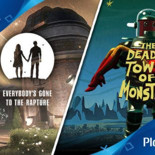 Actualización PlayStation Plus – Noviembre 2016 | Everybody's Gone to the Rapture, DiRT y más