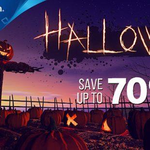 Los descuentos de Halloween comienzan hoy en PlayStation Store