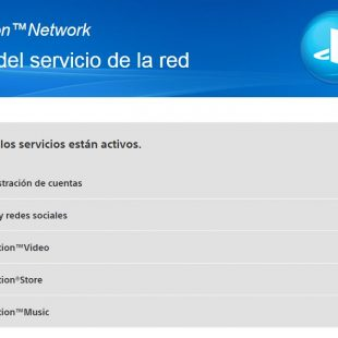PlayStation Network vuelve a estar operativo