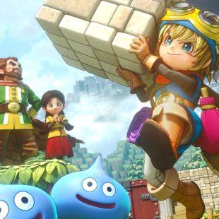Análisis | Dragón Quest Builders