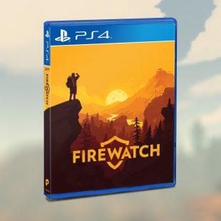 La versión física de Firewatch se podrá comprar en Limited Run Games hoy a las 16:00