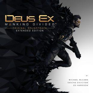 Las BSO de Deus Ex Mankind Divided y Human Revolution disponibles el 2 de diciembre