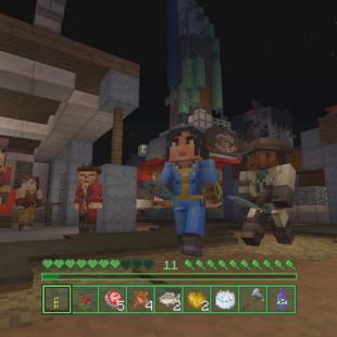 Minecraft recibirá contenido de Fallout