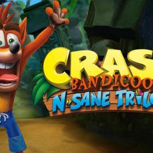 Crash Bandicoot: N'Sane Trilogy ya tiene precio y fecha de lanzamiento en PlayStation 4