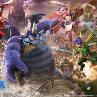 Dragon Quest Heroes II | Comparativa gráfica entre las versiones de PlayStation 4, Switch y PS Vita