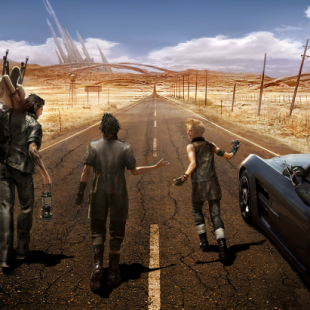 Final Fantasy XV | Ya disponible el parche 1.05 que incorpora los 60 fps en PS4 Pro
