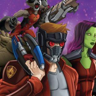 GameStop revela el argumento de Guardianes de la Galaxia, el nuevo título de TellTale Games