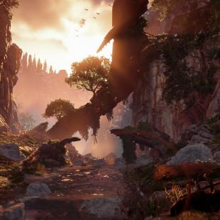 Horizon Zero Dawn muestra su entorno en una extraordinaria galería a 4K