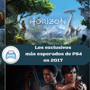Especial | Los exclusivos de PlayStation 4 más esperados en 2017
