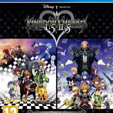 Kingdom Hearts 1.5 + 2.5 Remix