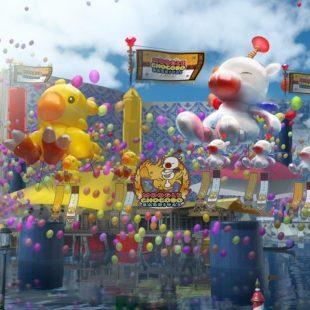 Descubre el Carnaval Chocoguri de Final Fantasy XV