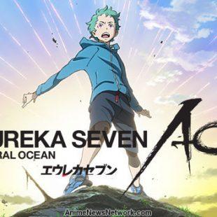 Eureka Seven AO tendrá capítulo especial cinco años despues