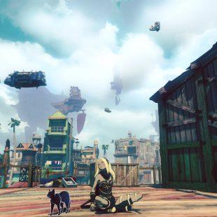 Gravity Rush 2 | Comparativa gráfica entre las versiones de PS4 y PS4 Pro