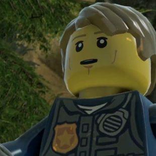 LEGO City Undercover se presenta en su primer tráiler