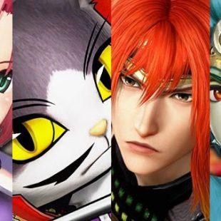 Musou Stars nos presenta nuevos personajes en sus últimos vídeos