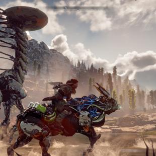 Horizon: Zero Dawn | Comparativa gráfica entre las versiones de PS4 y PS4 Pro