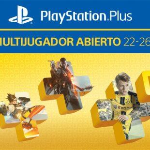 Ya disponible el online gratuito de PlayStation 4 hasta el 26 de febrero