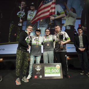 Optic consigue la victoria de la Call of Duty World League en París Open