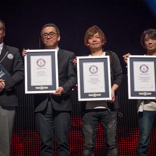Tres nuevos récords Guinness para Final Fantasy