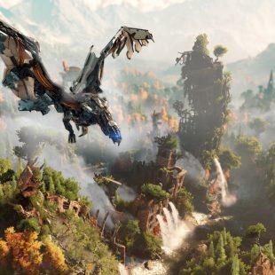 Horizon: Zero Dawn muestra su potencial funcionando en PlayStation 4 Pro