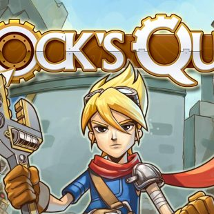 THQ Nordic anuncia la remasterización de Lock's Quest en PS4, Xbox One y PC para abril