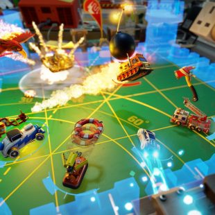 Confirmada la fecha de lanzamiento de Micro Machines World Series