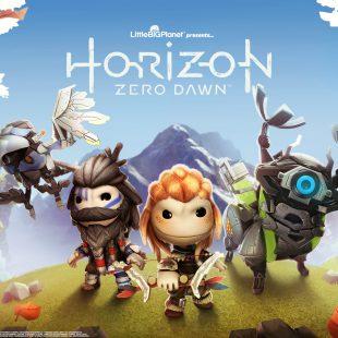 LittleBigPlanet 3 ya cuenta con un pack de trajes de Horizon Zero Dawn