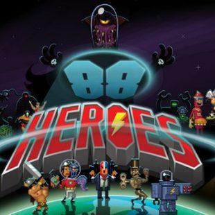 La edición física de 88 Heroes estará a la venta el 7 de abril para PlayStation 4