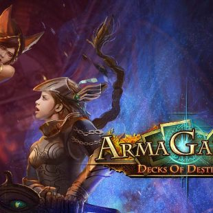 ArmaGallant: Decks of Destiny, un RTS multijugador, llega a España en físico para PS4 el 7 de abril