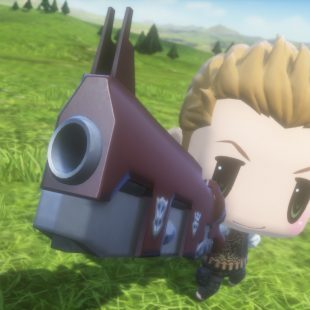Ya disponible el parche 1.03 de World of Final Fantasy