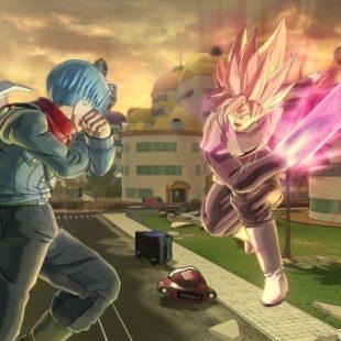 El nuevo DLC de Dragon Ball Xenoverse 2 llegará el 3 de abril