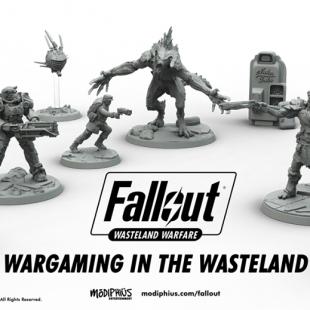 Fallout tendrá su juego de mesa