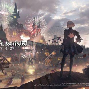 NieR: Automata celebra el medio millón de copias vendidas en Japón y Asia con un fantástico artwork