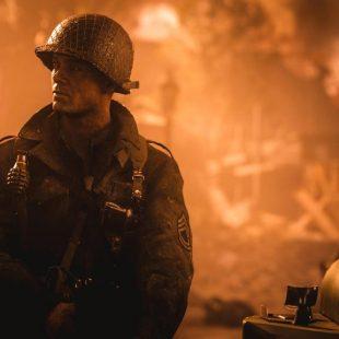 Call of Duty: WWII confirma su lanzamiento para el 3 de noviembre | Primeros detalles oficiales y nuevo tráiler