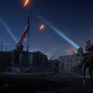 """Así es """"Noche de Nivelle"""" el nuevo mapa que llegará a Battlefield 1 en junio"""