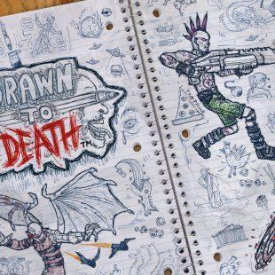 Análisis | Drawn to Death