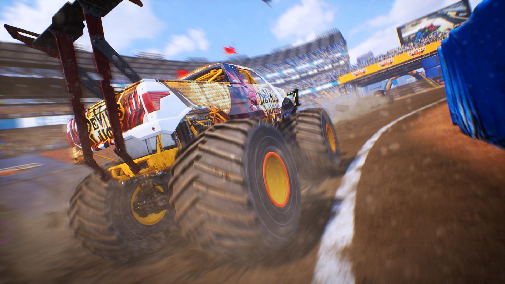 horas de diversión al jugar Monster Truck Championship jugar